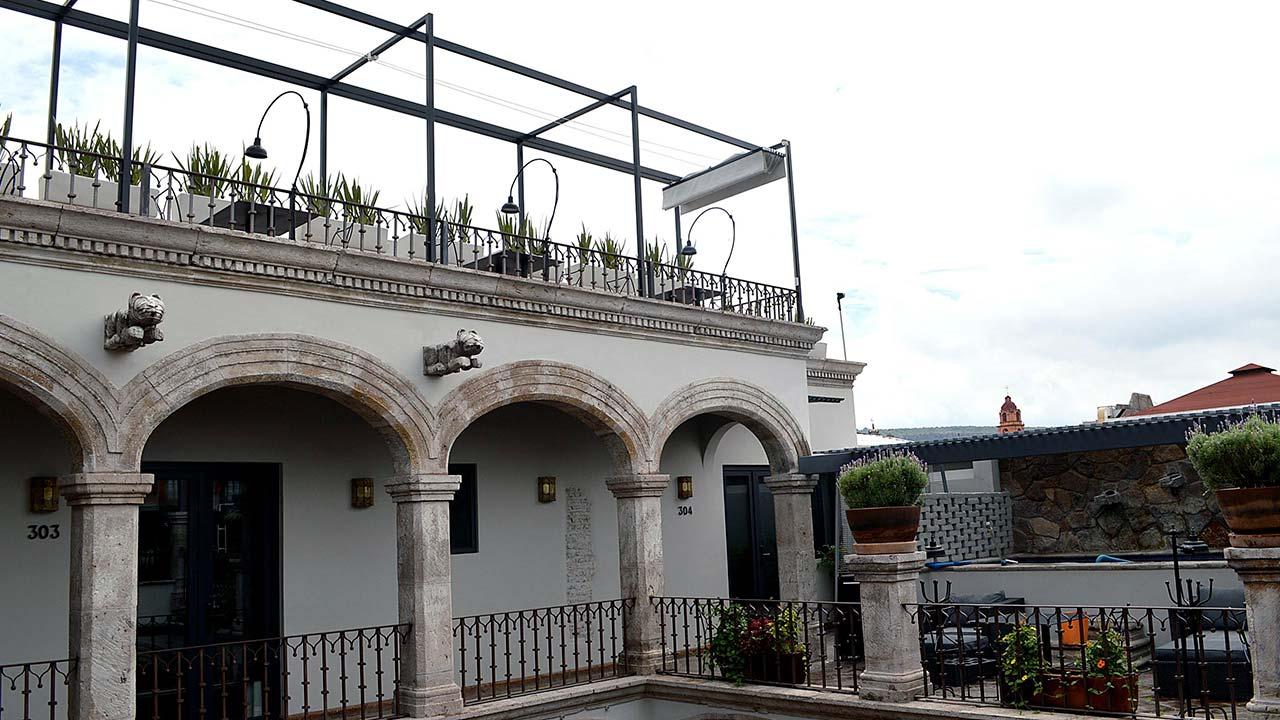 Trazo Hotel Casa 1810